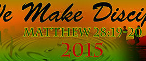 15th Avenue Church of God Banner 2015